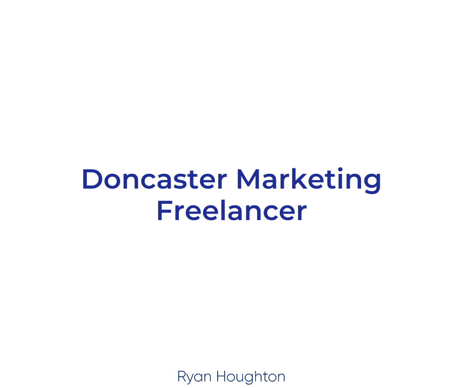 Doncaster Marketing Freelancer
