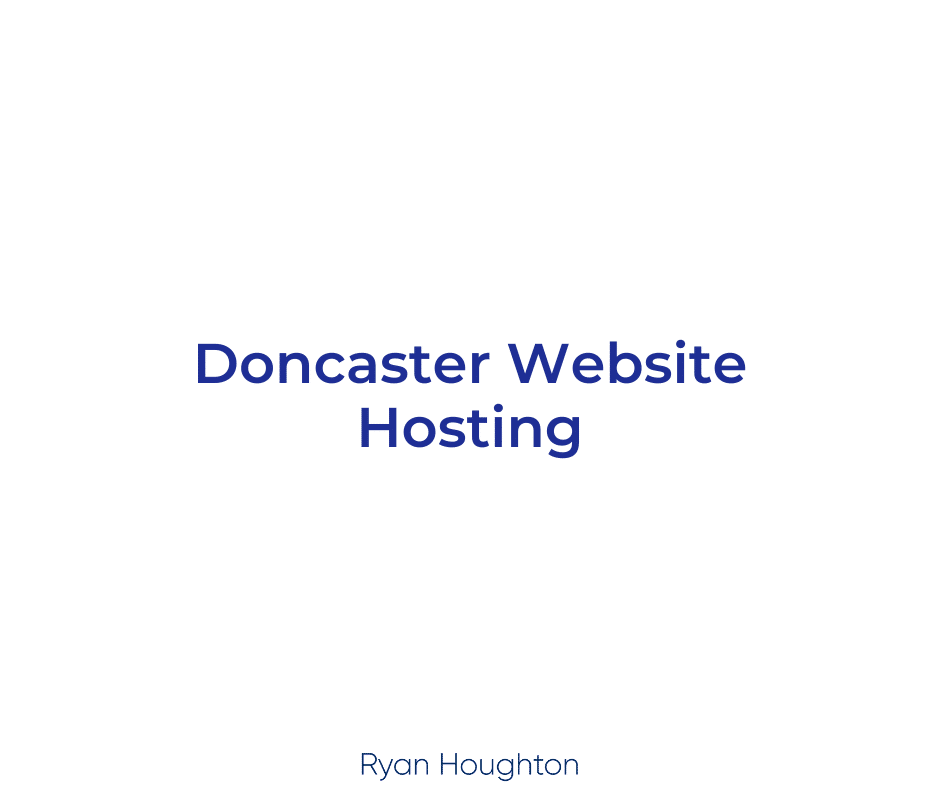 Doncaster Website Hosting